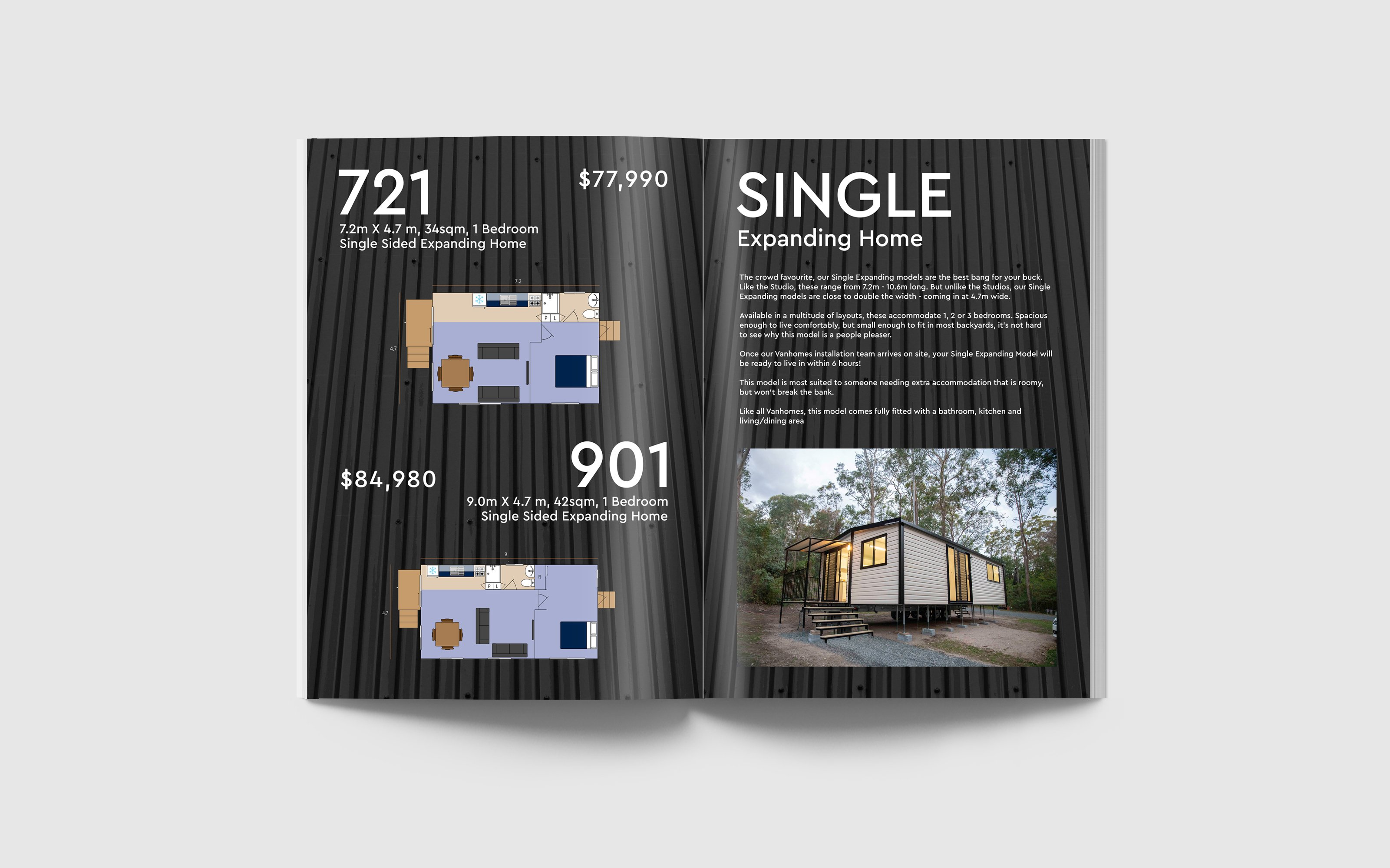 Vanhomes brochure